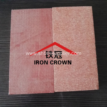 Non-Asbestos Anti-Bacterium Insulated Fireproof MgO Board