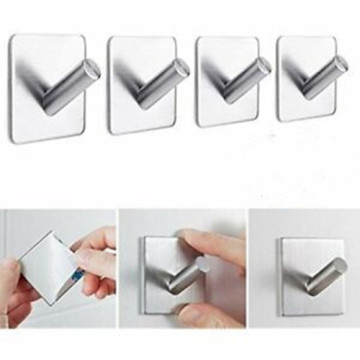 3M Self Adhesive Wall Door Back Single Hook