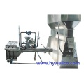 Solid Drink Granule Drying Machine