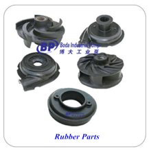 High definition for Replacement Slurry Pump Parts Slurry Pump Rubber Wet End Parts export to Saudi Arabia Factories