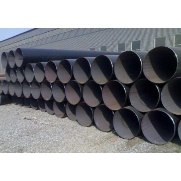 ERW High Frequency Welded Carbon Steel Pipes