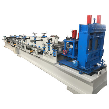 steel Channel C purlin Roll Forming Machine