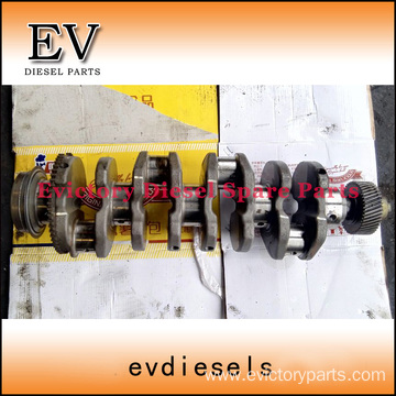 ISUZU 4JJ1-TC 4JJ1TC crankshaft main bearing