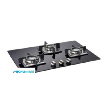 Placa de cocina Glen 3 Burners