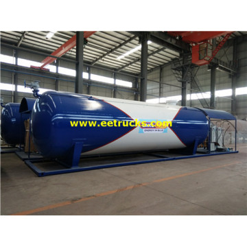 30cbm 15ton Cooking Gas Filling Plants
