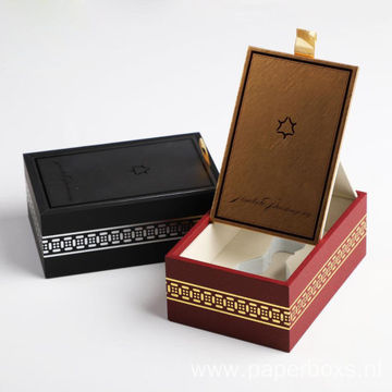 Cardboard Box Luxury Design Arabic Perfume Box Packaging