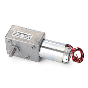 DM-82SW 4468 3v dc worm gear motor specifications