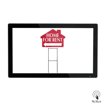 65 Inches Digital Information Display for Housing