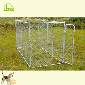 Large durable outdoor dog kennel runs
