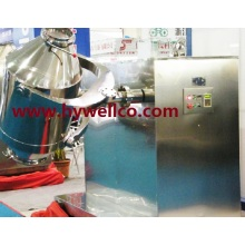 Stainless Steel 3D Powder Mixing Machine