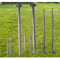PV Mounting Ground Screw Piles