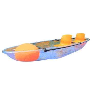 2 Polycarbonate Kayak Double Pc Transparent Kayak