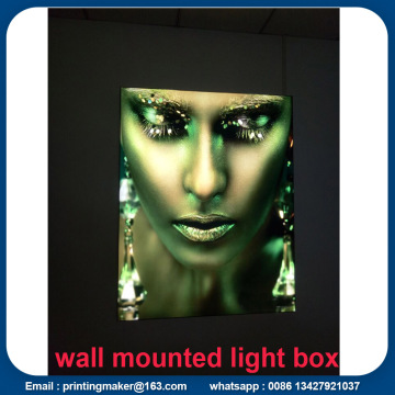 Wall LED Frame Mounted Picture Lights