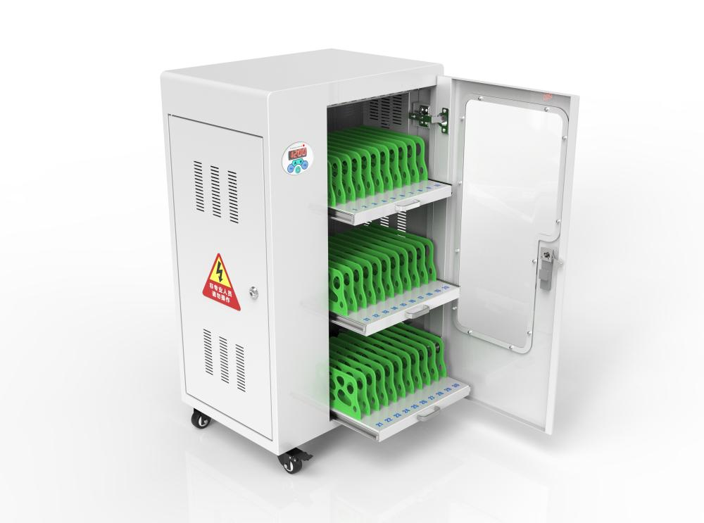 Security Smart Data Sync Charging Cabinet for Ipad