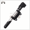 Mini Aluminum Alloy bicycle pump mountain bike pump fixed gear bicycle pump
