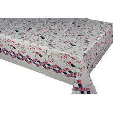 Elegant Tablecloth for Rent with Non woven backing