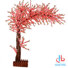 Customized Artificial Peach Blossom Tree