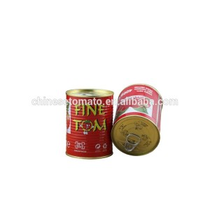 Canned Tomato Paste direct factory price