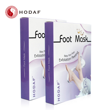 Hot Sale Foot Mask Skin Peeling Foot Mask