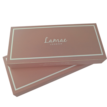 Beauty Makeup Eyelashes Paper Box