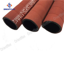 black oil fuel delivery rubber pipe 75ft