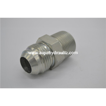 Stainless high pressure hydraulic hose nipple fittings