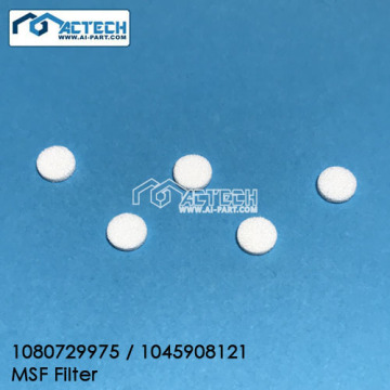 Head filter for Panasert MSF machine