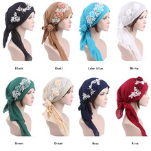 Turban bandanas hat headwrap custom hair accessories