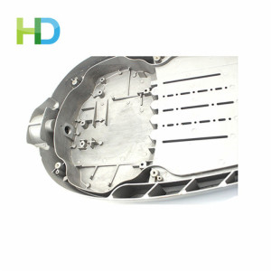 Best quality Low price for Die-Casting Products Polishing durable led light housing aluminum die-casting export to Belize Wholesale