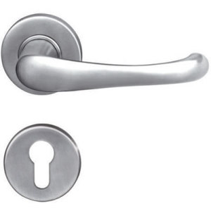 Stainless Steel 304 Solid Steel Gate Door Handle