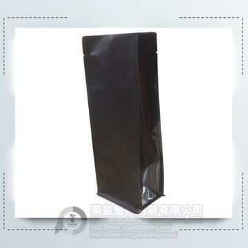 Flat bottom Ziplock Bag Aluminium Foil Bag