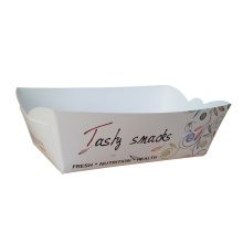 Food grade disposable bakery cake tray