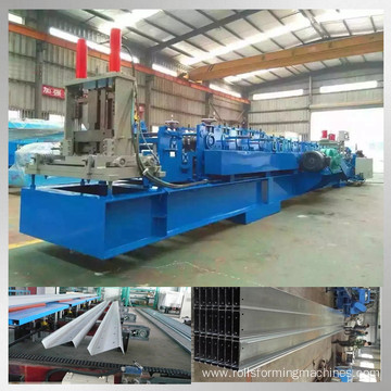 full automatic c z shape steel machine