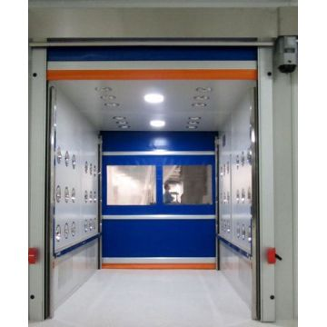 High Speed Rolling PVC Shutter Door