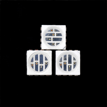 5050 smd 4chips 850nm 660nm 530nm 470nm LED