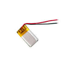 3.7v 240mah lithium ion polymer battery for headset