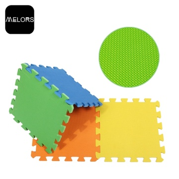 Soft EVA Foam Baby Play Plain puzzle mat