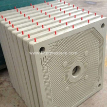 Reinforced High Pressure Polypropylene PP Filter Plate