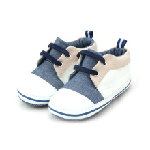 Factory made hot-sale for Cheap Baby Sports Shoes Canvas Pre-Walker Factory | Babyshoes.cc Hot Selling Sport Shoes and Sneakers Baby Shoes export to Portugal Manufacturers