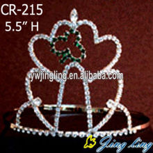 5.5 inch Patrick's Day crown