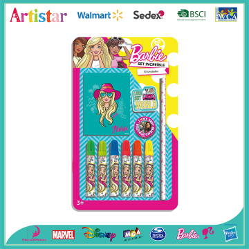 Barbie blister card set
