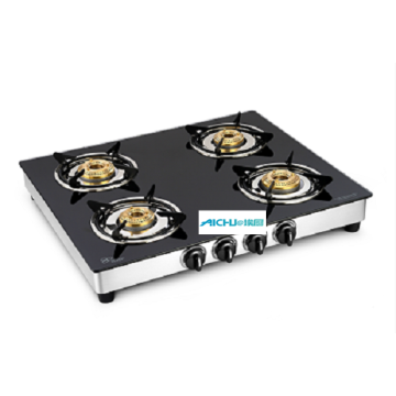 Sunflame Toughened Glass Cooktop 4 Burner