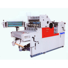 Paper One Color Offset Printing Machine