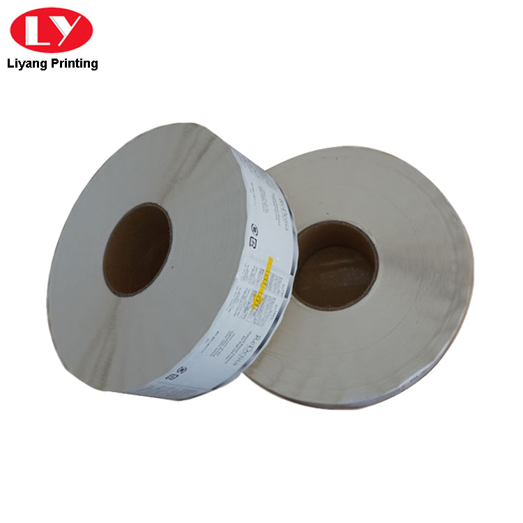 Pvc Sticker In Roll