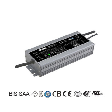 Programmable Constant Current LED Roadway Power Supply 200W