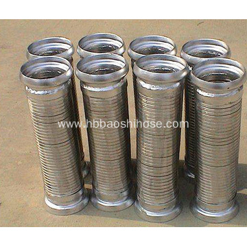 Stainless Steel Metal Pipeline