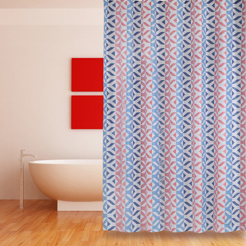 Hot selling attractive price for Shower Curtain Liner Shower Curtain PEVA New Coral supply to Bosnia and Herzegovina Importers