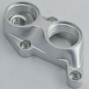 Anodized cnc turning steel parts