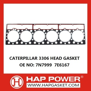 Excellent quality price for Engine Sealing Parts Cat 3306 Head Gasket 7N7999  7E6167 export to Indonesia Importers