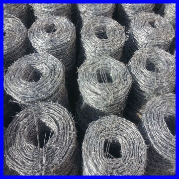 Galvanized Barb Wire Price Per Roll Barb Fencing Design